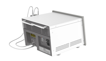 Air-cooling electric shock wave