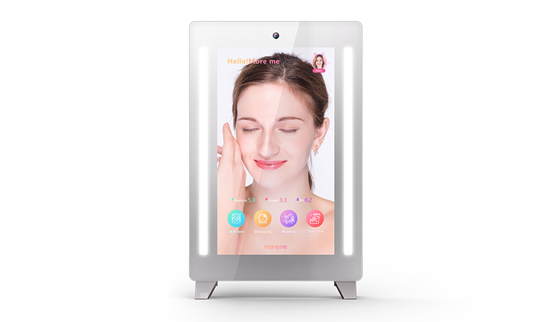 MoreMe Smart Mirror AI 10-1